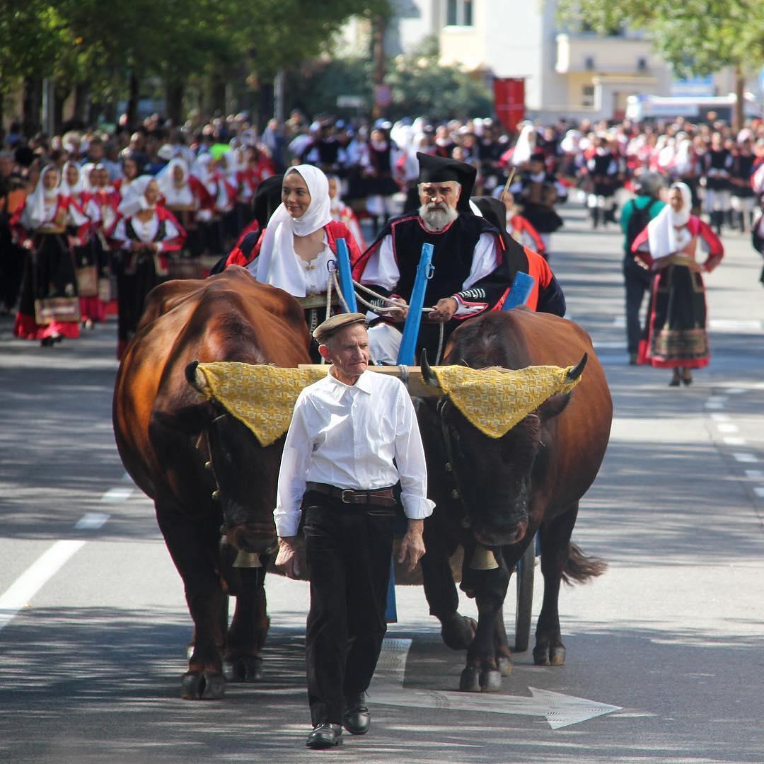 Su Redentore Festival Nuoro Sardinia