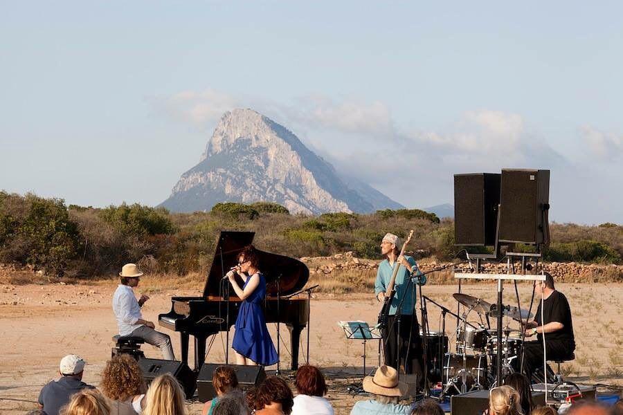 timeinjazz jazz event in Sardinia